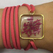 دستبند دست ساز کد B-f025