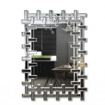 آینه دکوراتیو تراش خورده کد 11010MW