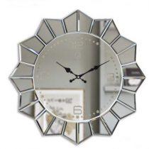 ساعت آینه ای دکوراتیو کد 17009W60