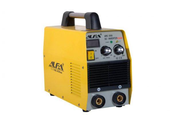 دستگاه جوش ARC200 آلفا دو ولوم