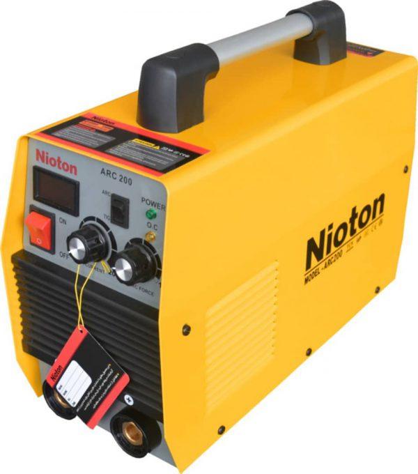 دستگاه جوش ARC200 نیوتن - قیمت دستگاه جوش