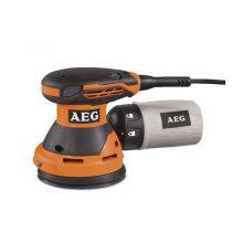 سنباده لرزان گرد AEG کد EX125EX