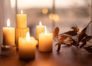 تاریخچه پیدایش شمع