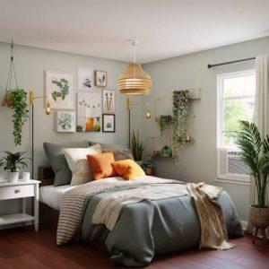 مناسب ترین رنگ برای اتاق خواب کدام است؟